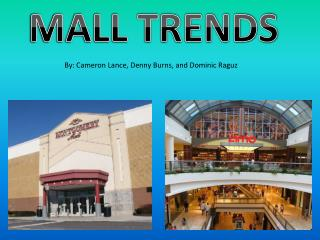 MALL TRENDS