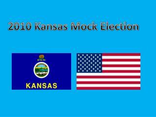 2010 Kansas Mock Election