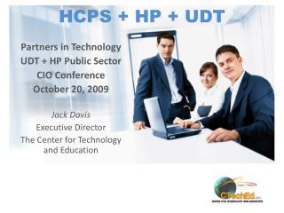 HCPS + HP + UDT