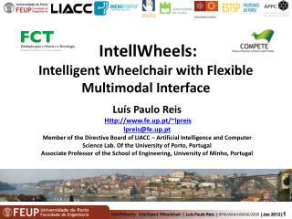 Lu�s  Paulo Reis Http://www.fe.up.pt/~lpreis lpreis@fe.up.pt