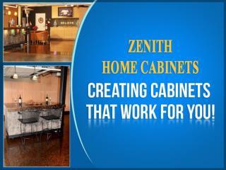 Cabinet contractors in Denver