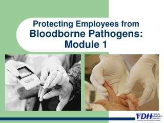 Protecting Employees from  Bloodborne Pathogens: Module 1