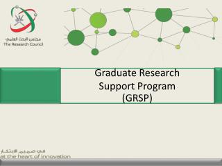 Graduate Research Support Program (GRSP)