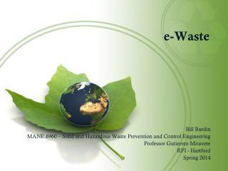 e -Waste