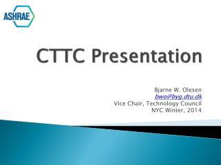 CTTC Presentation