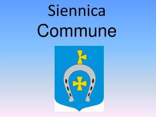 Siennica Commune