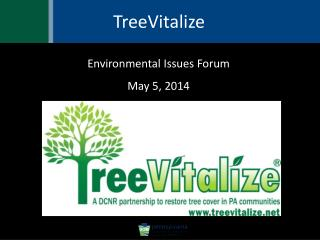 Environmental Issues Forum May 5, 2014