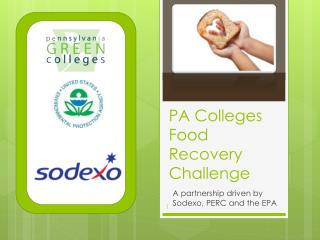 PA Colleges Food Recovery Challenge