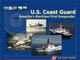 America's Maritime First Responder
