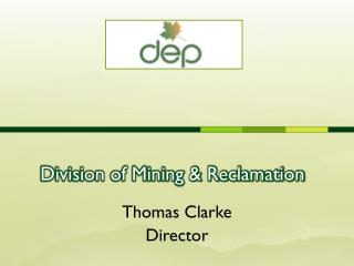 Division of Mining & Reclamation