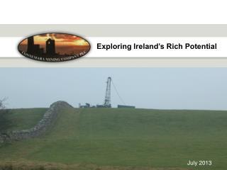 Exploring Ireland's Rich Potential