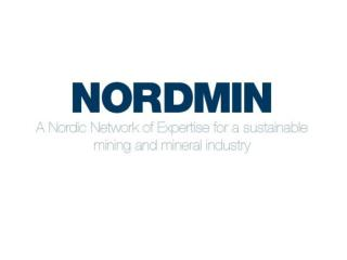 NordMin   Aim is to connect stakeholders of the Nordic mining and mineral sector