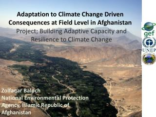 Project; Building Adaptive Capacity and Resilience to Climate Change
