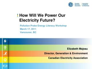 How Will We Power Our  Electricity Future?