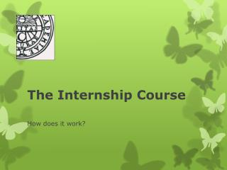 The Internship Course