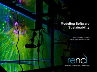 Modeling Software Sustainability