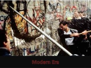 Modern Era