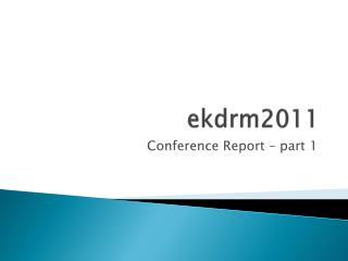 ekdrm2011