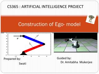 Construction of Ego- model