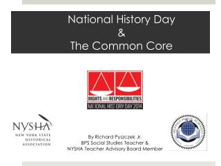 National History Day & The Common Core