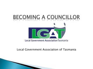 Becoming a councillor