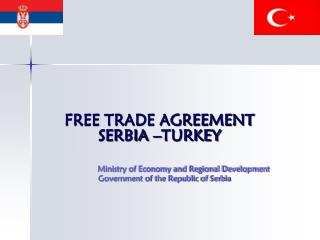 free trade agreement serbia