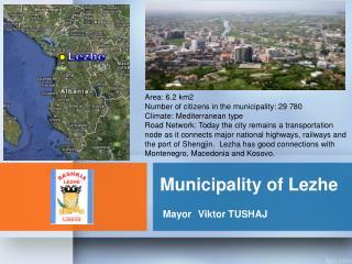 Municipality  of  Lezhe