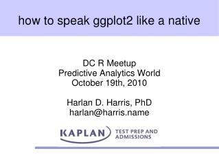 how to speak ggplot2 like a native