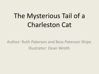 The Mysterious Tail of a Charleston Cat