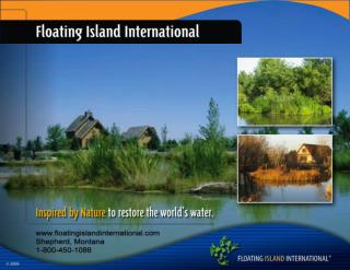 Floating Treatment Wetlands are the newest advance in the established field of constructed wetlands.