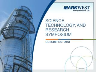 Science, Technology, And Research SYMPOSIUM