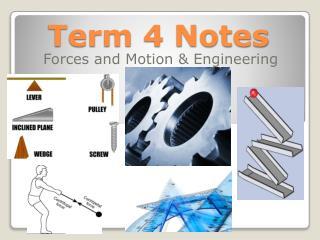 Term 4 Notes