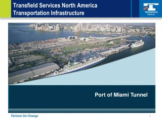 Transfield Services North America Transportation Infrastructure