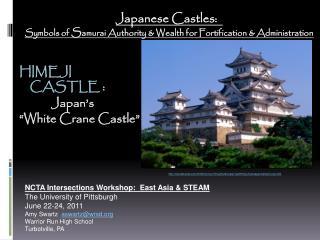 "Himeji        Castle  : Japan's  ""White Crane Castle"""