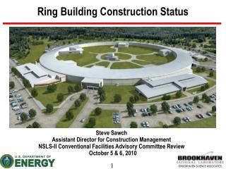 Ring Building Construction Status