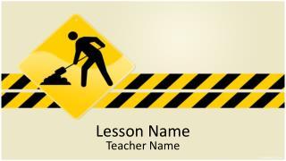 Lesson Name