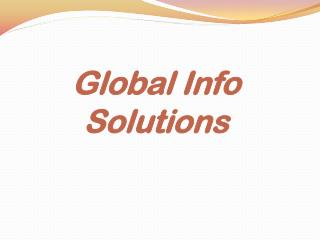 Global Info Solutions