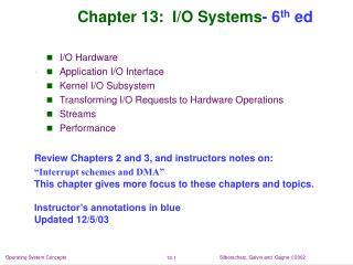 chapter 13:  i