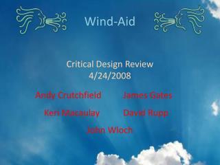 Wind-Aid