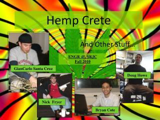 Hemp Crete