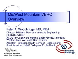 midwest mountain verc overview
