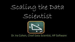 Scaling the Data Scientist