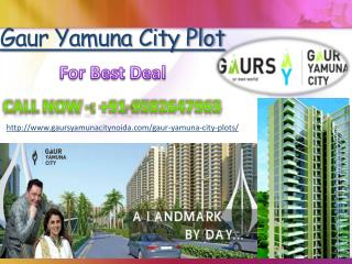 Gaur Yamuna City Plots