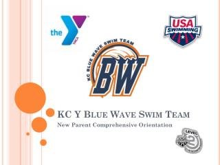 KC Y Blue Wave Swim Team