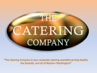 Seattle Catering Company