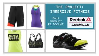 THE PROJECT: IMMERSIVE FITNESS