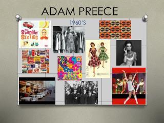 ADAM PREECE