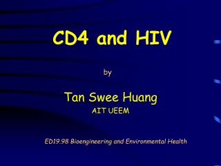 cd4 and hiv