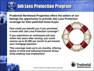 Job Loss Protection Program