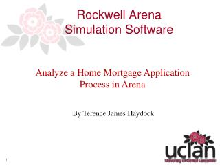 Rockwell Arena  Simulation Software